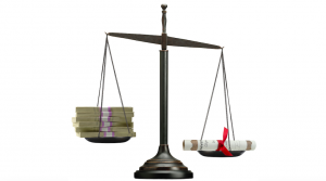 scales-money-vs-diploma-law-degree-law-school-300x167