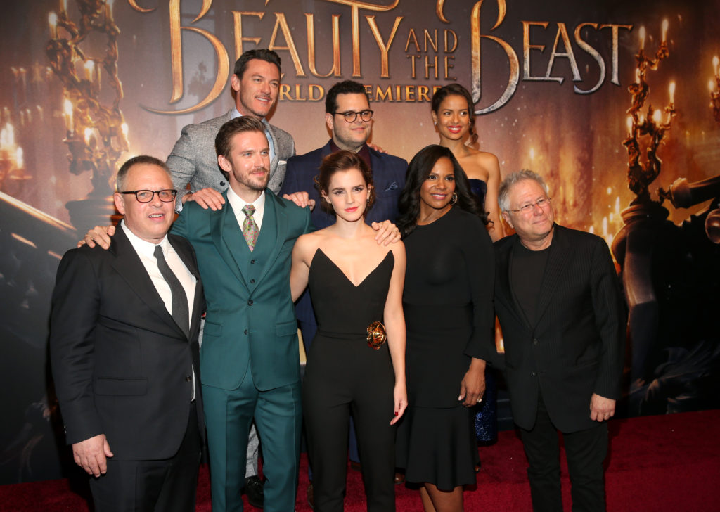 "The World Premiere Of Disney's Live-Action ""Beauty And The Beast"""